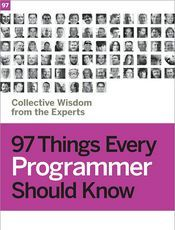 97 Things Every Programmer Should Know(英文)