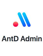 AntD Admin 一套优秀的中后台前端解决方案