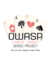 OWASP Cheat Sheet Series Project v2.0