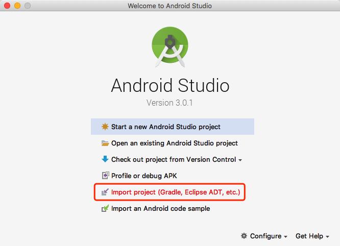 Android Studio  - 图1