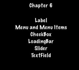 菜单(Menu)  - 图1