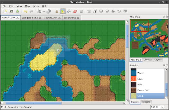 瓦片地图  - 图2