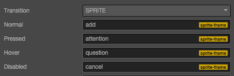 sprite-transition