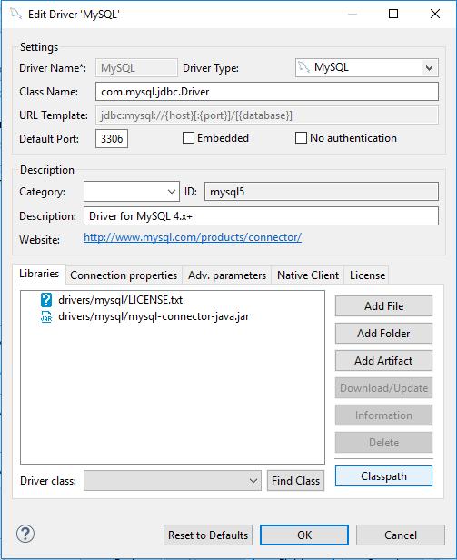 Create Connection - 《DBeaver Database Management》 - 书栈网