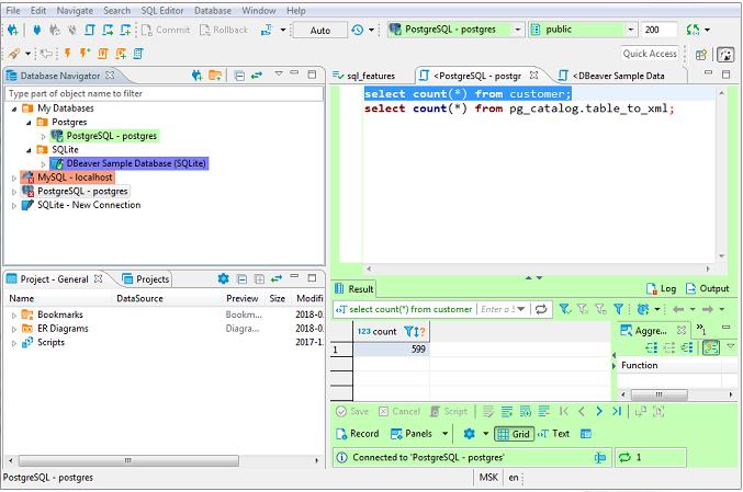 Connection Types - 《DBeaver Database Management》 - 书栈网