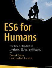 ECMAScript 6 扫盲(ES6 for Humans中文版)