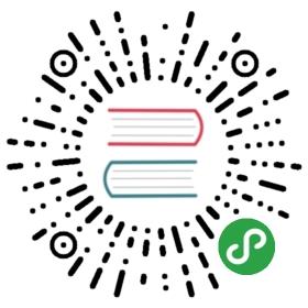 SOFAMesh 文档手册 - BookChat 微信小程序阅读码
