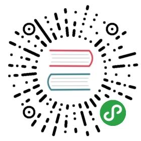 支付宝小程序数据文档 - BookChat 微信小程序阅读码