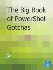 big book of powershell gotchas(英文)