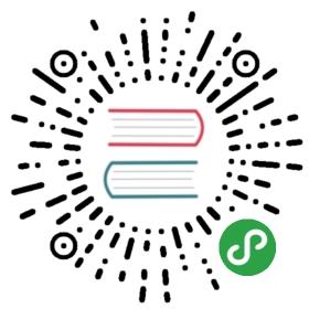 Apache Flink v1.9 官方中文文档 - BookChat 微信小程序阅读码