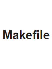 跟我一起写Makefile