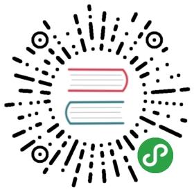 Kubernetes v1.18 入门教程 - BookChat 微信小程序阅读码