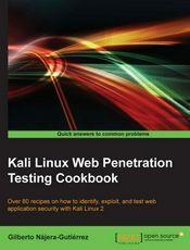 Kali Linux Web 渗透测试秘籍 中文版