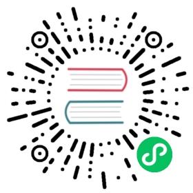 Kubernetes v1.19 入门教程 - BookChat 微信小程序阅读码