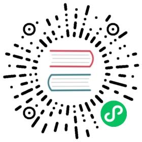 Kubernetes v1.19 使用教程 - BookChat 微信小程序阅读码