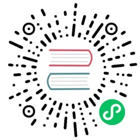 KubeSphere v3.1 使用手册 - BookChat 微信小程序阅读码