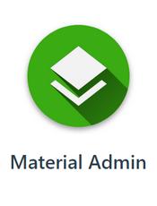 Material Admin 开发文档