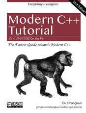 Modern C++ Tutorial: C++11/14/17/20 On the Fly