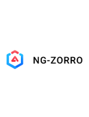 NG-ZORRO(Ant Design of Angular)v8.2.0 组件文档