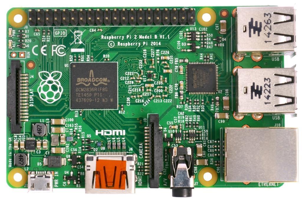 自动驾驶仪硬件 - Raspberry Pi 2/3 Navio2 - 《PX4 用户手册