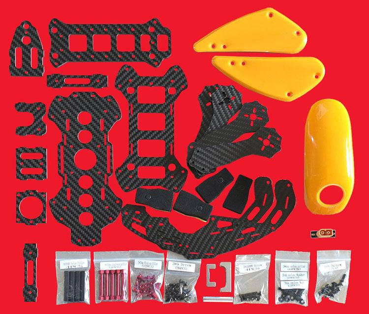 Robocat 270 (Pixracer) - 《PX4 用户手册》 - 书栈网 · BookStack
