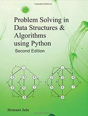 Python 数据结构与算法(Problem Solving in Data Structures & Algorithms Using Python 中文版)