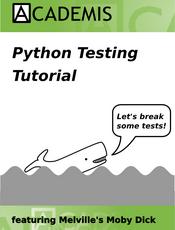 Python Testing Tutorial(英文)