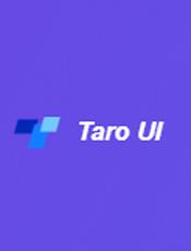 Taro UI v2.3 使用手册